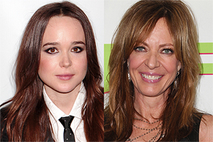 Ellen Page and Allison Janney to Star in Comedy-Drama Tallulah.