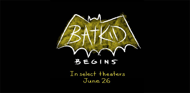 Check out a trailer for the new documentary, Batkid Begins.