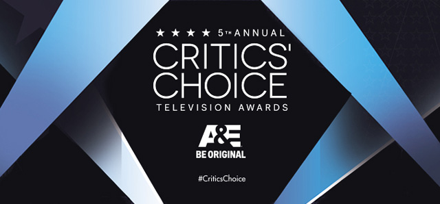 Nominations for the 5th Annual Critics Choice Television Awards