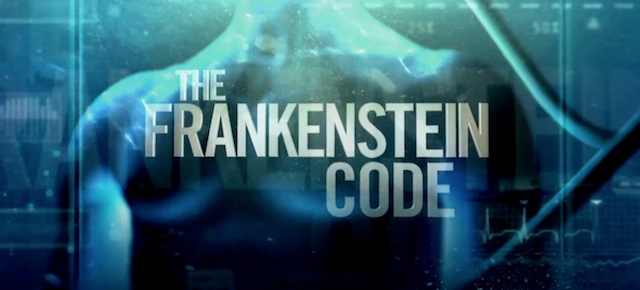 Check out The Frankenstein Code trailer, offering a first look at the upcoming FOX television series.