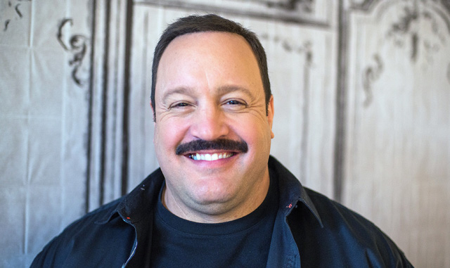Kevin James to Star in The True Memoirs of an International Assassin.