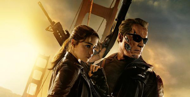 Terminator Genisys International Poster Revealed.