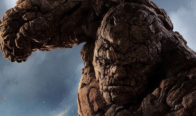 Here's the Thing: Jamie Bell is an important part of the Fantastic Four cast.