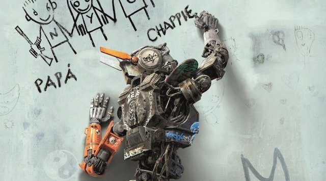 Chappie is among the titles debuting on Blu-ray and DVD this week!