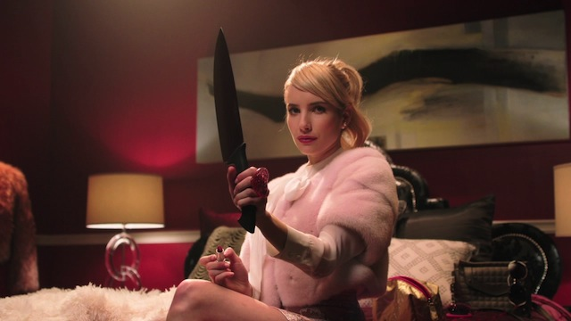 The Scream Queens world premiere will take place at Comic-Con 2015. Find out even more info in our list of Fox's Comic-Con 2015 TV Panels.