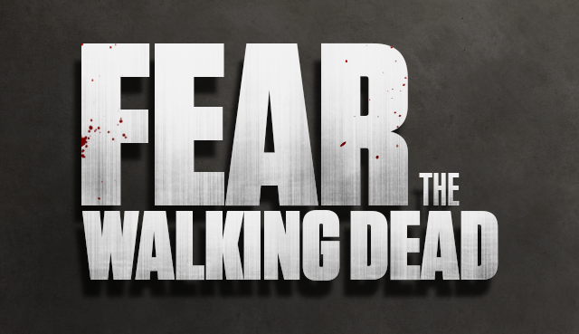 Fear Begins Here with the Fear the Walking Dead Comic-Con Poster