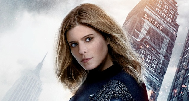 The Fantastic Four cast wouldn't be complete without Kate Mara as the Invisible Woman!