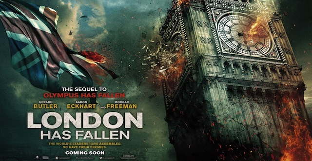 First Look at Gerard Butler Kicking Butt in London Has Fallen
