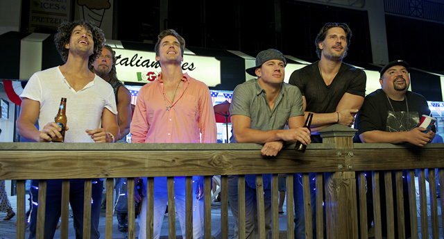 Check more than 50 new Magic Mike XXL photos!