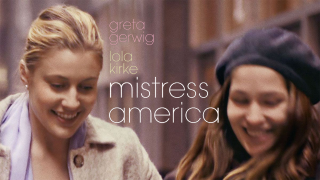 Watch the Mistress American trailer for a look at the latest film from Noah Baumbach.