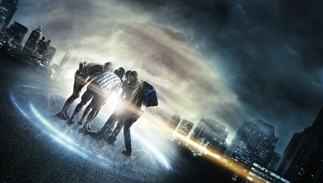 Project Almanac arrives on Blu-ray this week!