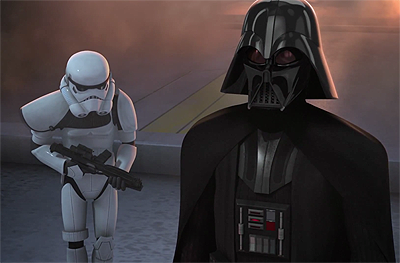 Feel The Wrath Of Darth Vader From Star Wars Rebels The