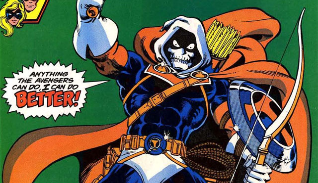 Is Taskmaster one of the Ant-Man villains? The answer is yes.