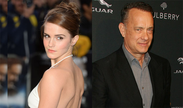 Emma Watson and Tom Hanks will star together in The Circle!