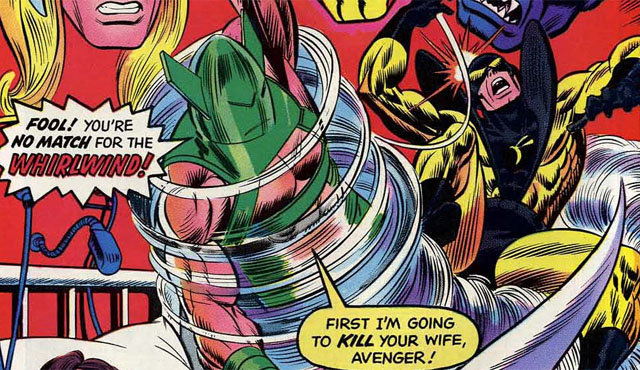 Whirlwind is another of the Ant-Man villains featured in the comics.