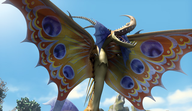"""ComingSoon.net has your exclusive first look at Death Song in DreamWorks' """"Dragons: Race to the Edge."""""""