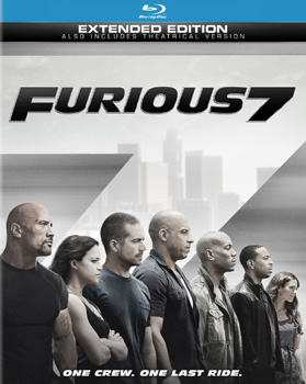 Furious 7 Extended Edition Coming on September 15