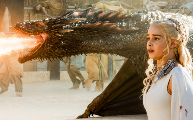 Game of Thrones Dragons: How Big Will They be in Season 6?