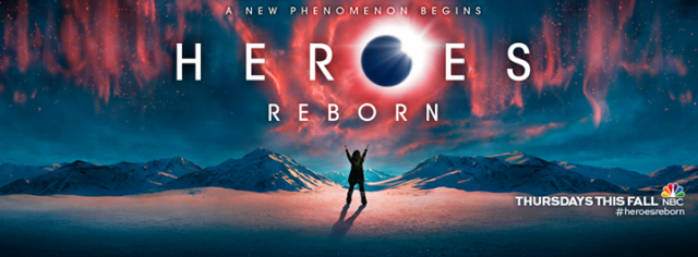 Heroes Reborn Poster Reveals the Cast of the Revival Series.