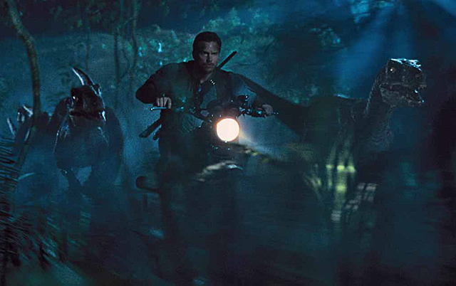 Jurassic World Passes $1 Billion Mark in Record 13 Days