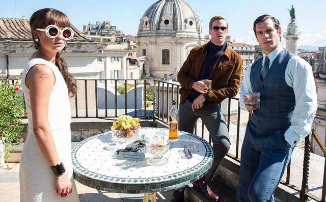 Warner Bros. Pictures has debuted the new trailer for Guy Ritchie's big screen adaptation of the '60s TV series The Man from U.N.C.L.E.