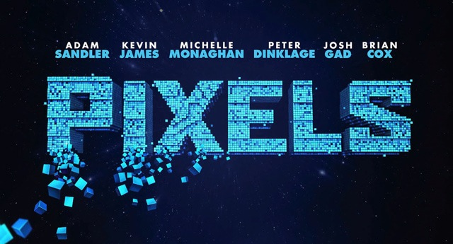 Check out a new Pixels TV spot offering new footage!