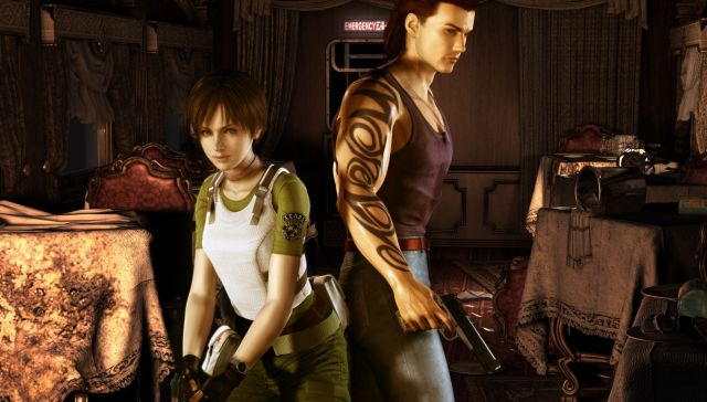 Return to the Origins of the Franchise with Resident Evil 0 HD