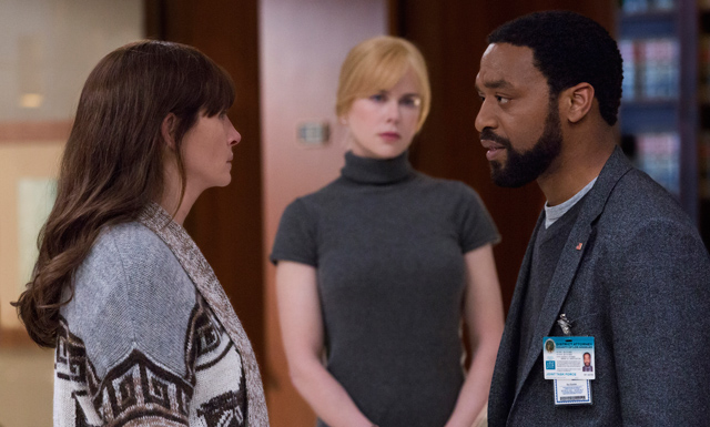 The Trailer for Secret in Their Eyes, Starring Ejiofor, Kidman and Roberts