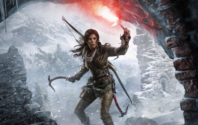 Rise of the Tomb Raider DLC Cold Darkness Awakened Set to Debut March 29