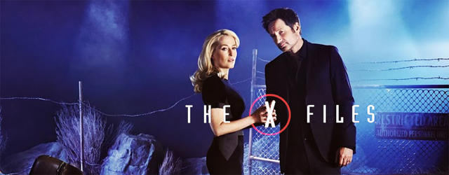 """FOX's has revealed the first on-set image of David Duchovny and Gillian Anderson returning as FBI Agents Fox Mulder and Dana Scully on the six-episode revival of """"The X-Files."""""""
