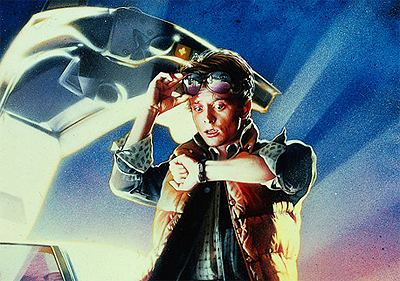Back to the future release date in Australia