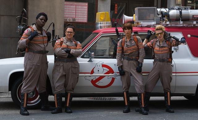 Ghostbusters Producer Ivan Reitman Denies Existence of Rumored Spin-Offs.