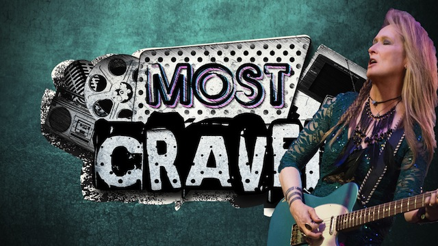 The latest episode of Most Craved stars Diablo Cody.