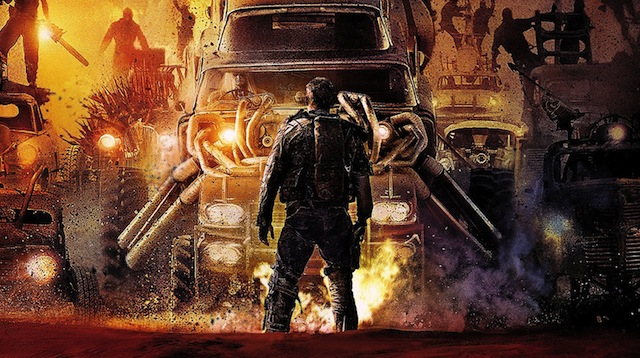 The Mad Max Fury Road Blu-ray arrives September 1.