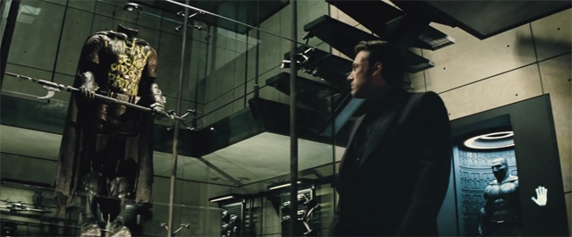 Batman v Superman: New Details on the DC Extended Universe.