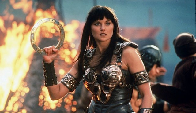 Xena: Warrior Princess is returning to television!