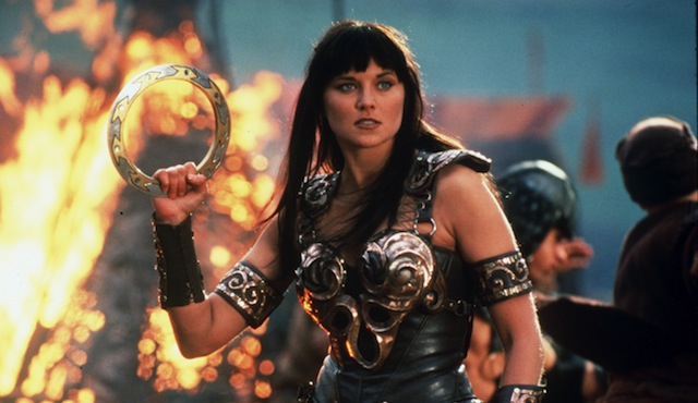 NBC Confirms Plans for Xena: Warrior Princess Reboot, Search for Writer Ongoing