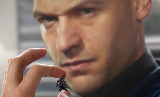 This Corey Stoll interview has the actor discussing his role as Darren Cross in Ant-Man.