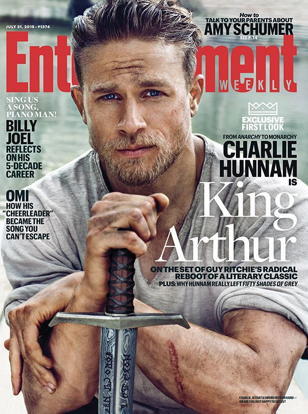 Charlie Hunnam in Knights