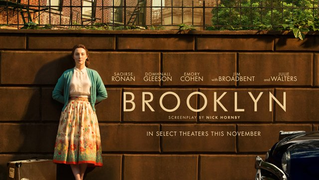 Brooklyn Trailer and Poster: The 1950s Drama Starring Saoirse Ronan