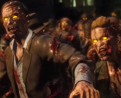 Call Of Duty Black Ops Iii Zombie Mode Trailer Invades