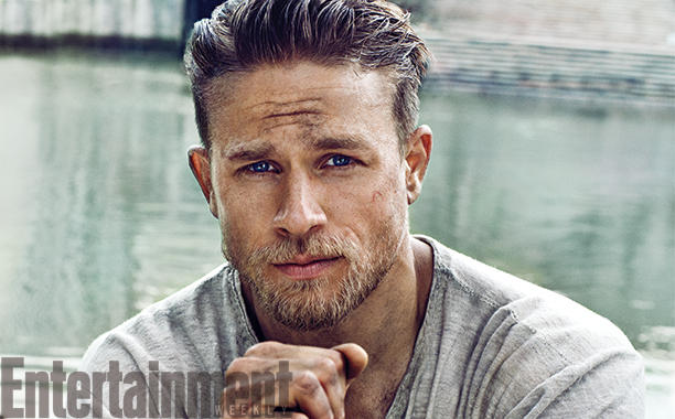 First Official Look at Charlie Hunnam in Knights of the Round ...