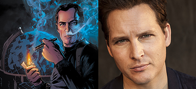 Supergirl Cast Adds Peter Facinelli as Maxwell Lord