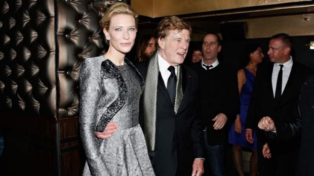 Cate Blanchett & Robert Redford's Truth to Open October 16.