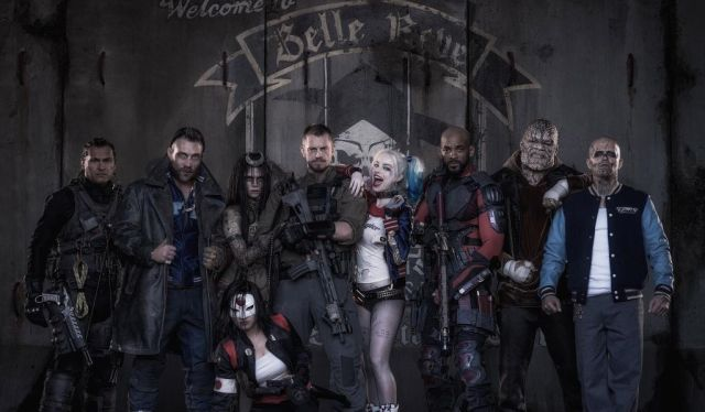 Suicide Squad and More from the Warner Bros. Comic-Con Panel