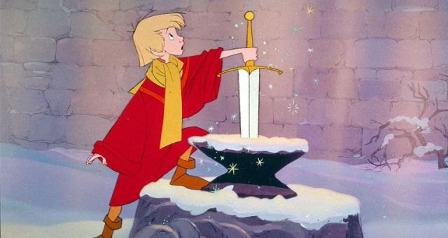 sword in the stone header