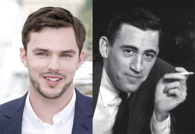 Nicholas Hoult to Play Author JD Salinger in Rebel in the Rye.