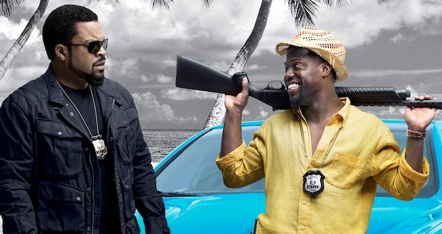 The Ride Along 2 poster is here!