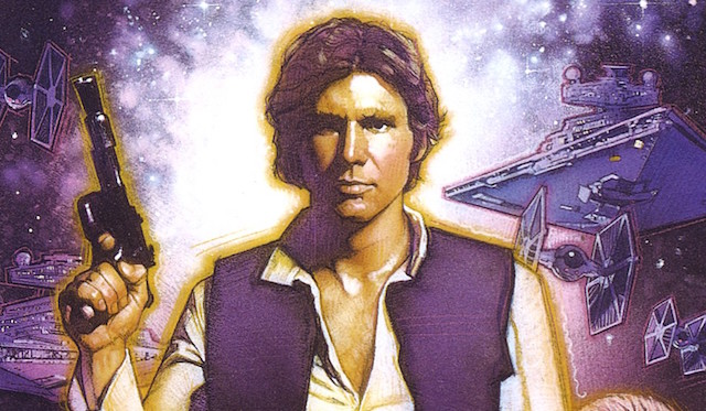 The Han Solo casting will look for an actor in his late teens or early 20s.