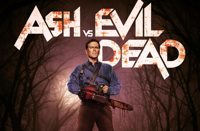 New Ash vs Evil Dead Photo Debuts, New York Comic Con Plans Revealed